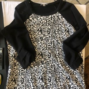 Size 1x long sleeve shirt from dress barn